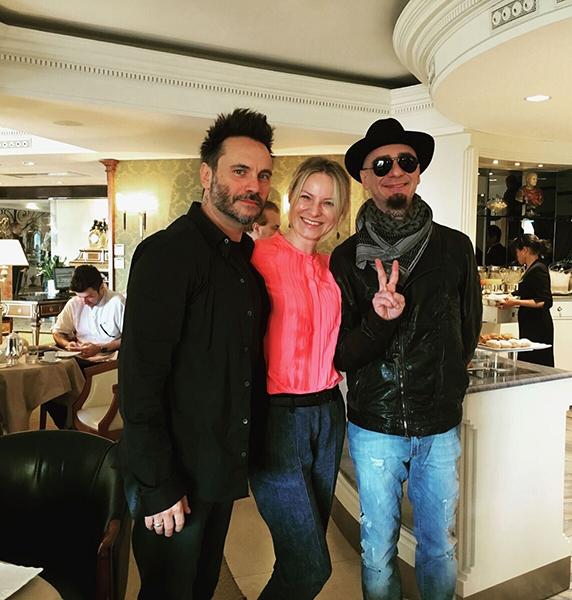 Нек и Джей Акс, итальянские певцы и музыканты