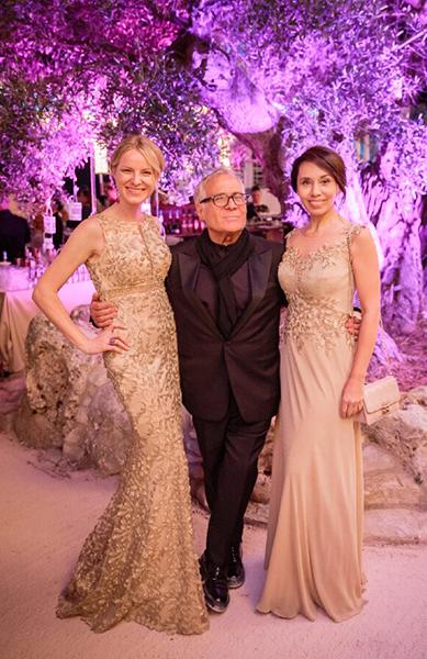 Carlo Pignatelli, Italian wedding designer
